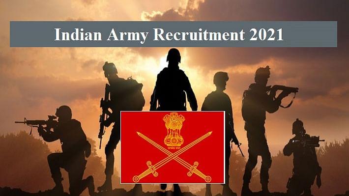 Army Recruitment 2021: भारतीय सेना में होने वाली बहाली, 8वीं पास छात्र भी ले सकते हैं भाग, जाने आवेदन प्रक्रिया