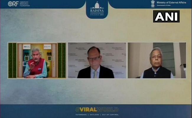 वैक्सीन बनाने की हमारी क्षमता अंतरराष्ट्रीय सहयोग का परिणाम, विदेश मंत्री डॉ. एस जयशंकर बोले- दुनिया एक परिवार की तरह