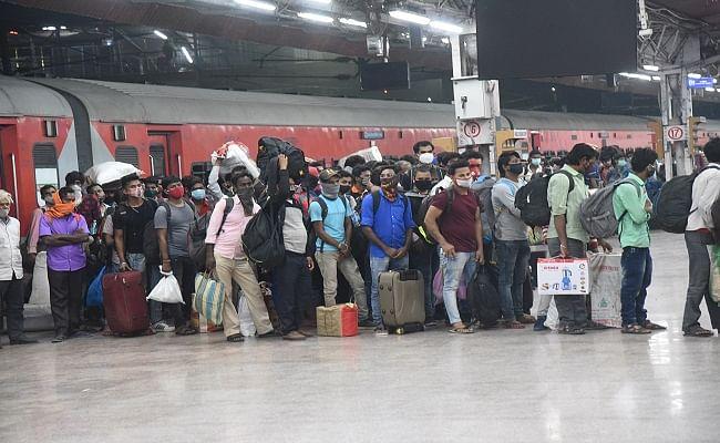 तीन हजार और प्रवासी मजदूर महाराष्ट्र से पहुंचे पटना, 50 से अधिक निकले कोरोना पॉजिटिव, बढ़ा संक्रमण चेन का खतरा