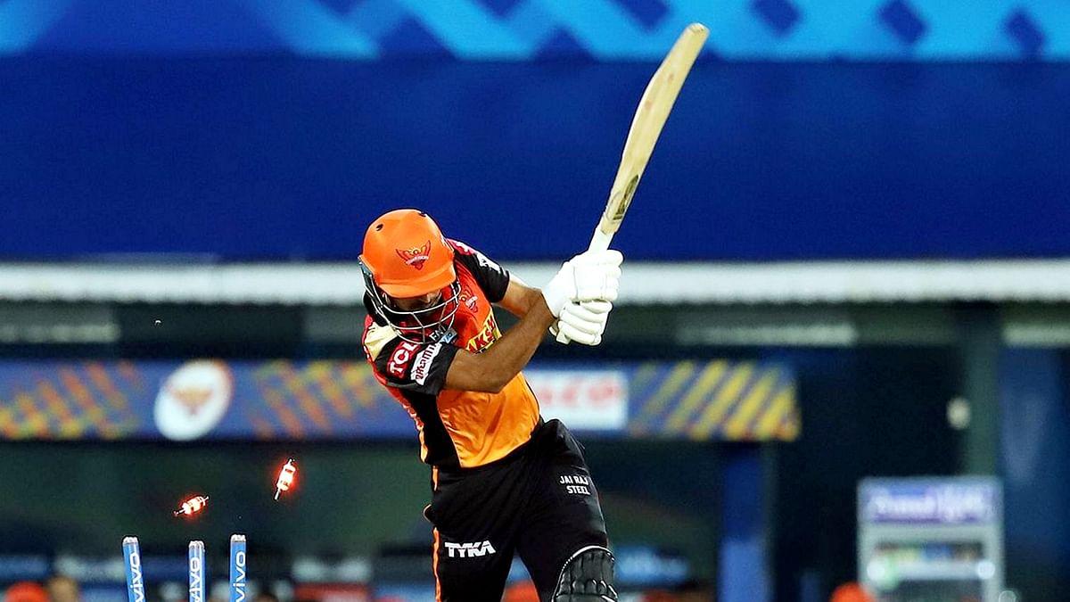 IPL 2021 : हैदराबाद की लगातार तीसरी हार पर भड़के कोच लक्ष्मण, कह दी बड़ी बात