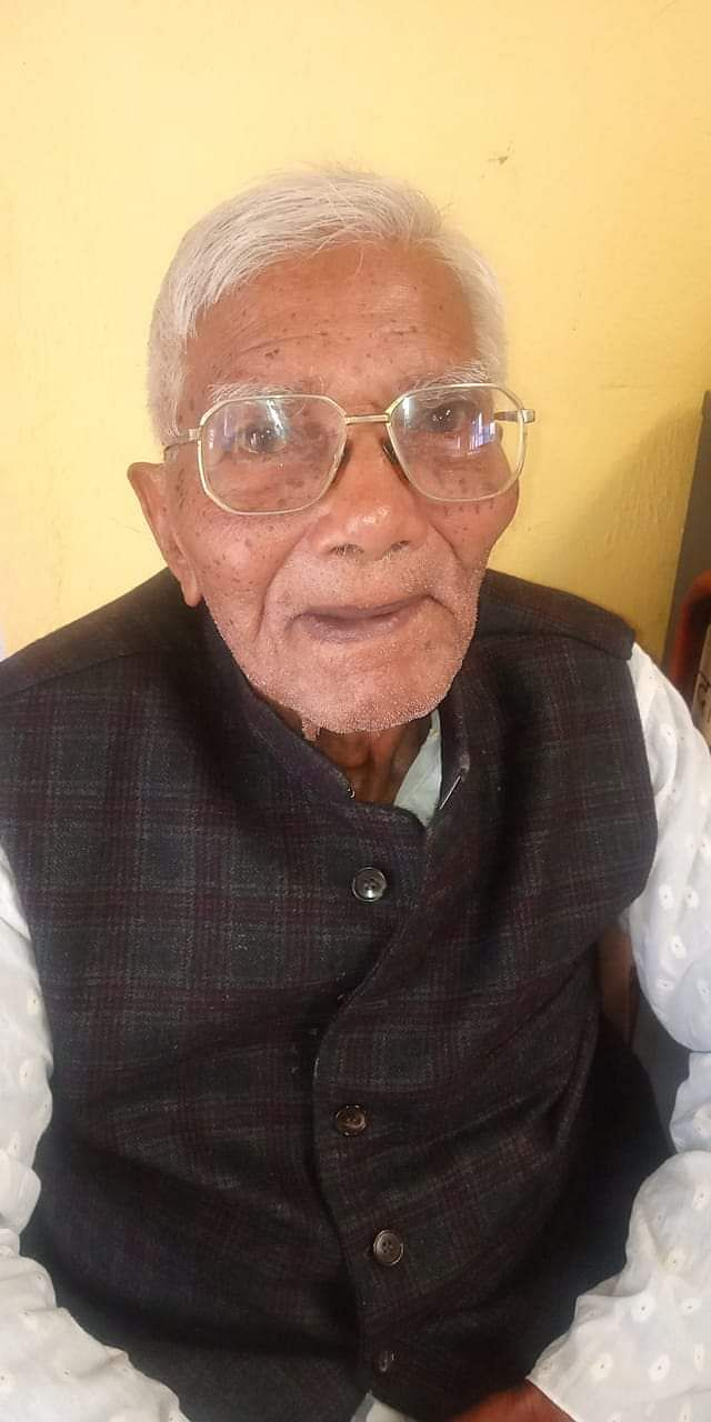 बिहार के पूर्व मंत्री बंदी उरांव का निधन