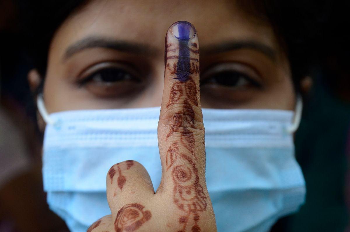 बंगाल चुनाव 2021 के सातवें चरण में 75.06 फीसदी वोटिंग, मुर्शिदाबाद में 80.30, दक्षिण कोलकाता में 59.91 फीसदी