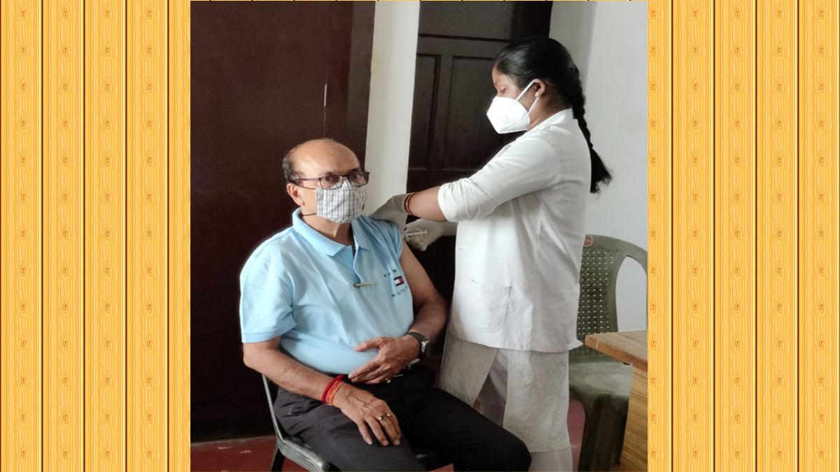 Coronavirus Vaccination News : झारखंड पहुंची कोवैक्सीन की 2 लाख डोज, जानें किस जिले को कितनी मिली वैक्सीन