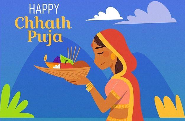 Happy Chaiti Chhath 2021 Wishes 1