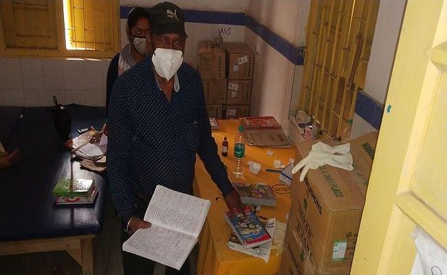'अब काम करने की इच्छा नहीं रही...',मरीज के परिजनों ने की इमरजेंसी ड्यूटी में तैनात डॉक्टर की पिटाई, हड़ताल पर गए सभी कर्मी