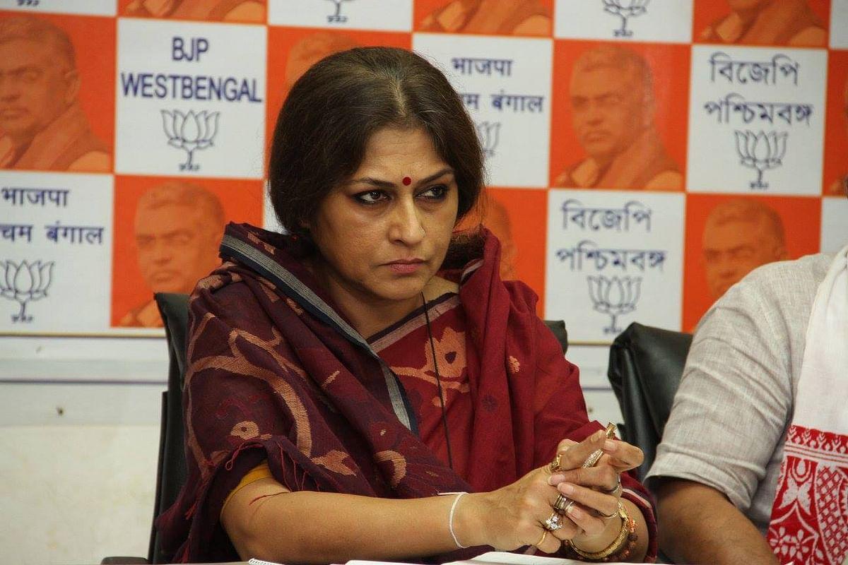 Bengal Election 2021: रूपा गांगुली भी कोरोना पाॅजिटिव,घर में खुद को किया कोरेंटिन