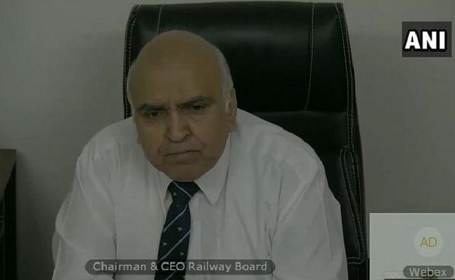 ऑक्सीजन एक्सप्रेस की आवश्यकता को लेकर दिल्ली समेत अन्य राज्य की सरकारों से संपर्क बनाए हुए है रेलवे, बोर्ड के चेयरमैन सुनीत शर्मा ने दी जानकारी