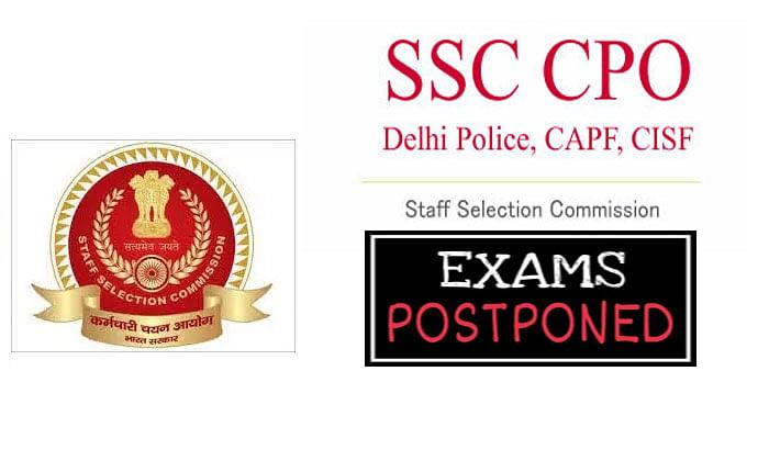 SSC CPO Exam 2021: कर्मचारी चयन आयोग ने स्थगित की दिल्ली पुलिस की परीक्षा, नए डेट्स की जानकारी के लिए ऑफिशियल वेबसाइट पर बनाए रखें नजर ssc nic in