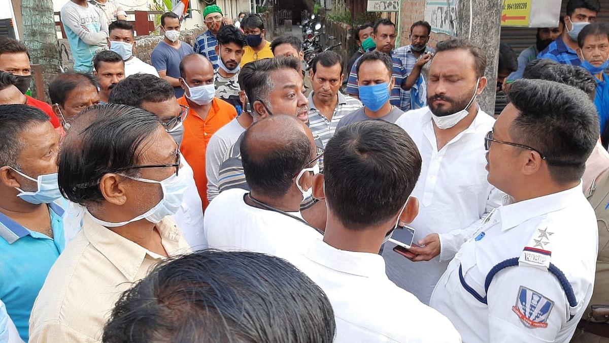बंगाल चुनाव 2021 के पांचवें चरण में भी जारी रही हिंसा, मतदान केंद्र में बीजेपी के पोलिंग एजेंट की मौत