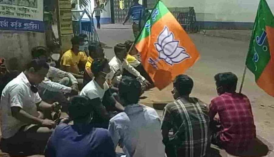 बीरभूम में चुनाव से पहले BJP नेता के अपहरण से मचा हड़कंप, इलाके में तनाव