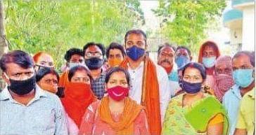 रानीगंज में BJP ने TMC पर लगाया रुपये देकर वोट खरीदने का आरोप, TMC का इनकार