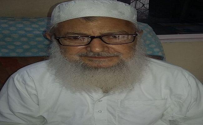 खानकाह पीर दमड़िया के 14वें सज्जादानशीं सैयद शाह हसन मानी नहीं रहे, दिल का दौरा पड़ने से हुआ निधन