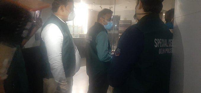 ट्विटर इंडिया के दिल्ली और गुरुग्राम स्थित ऑफिस पर दिल्ली पुलिस के स्पेशल सेल का  छापा