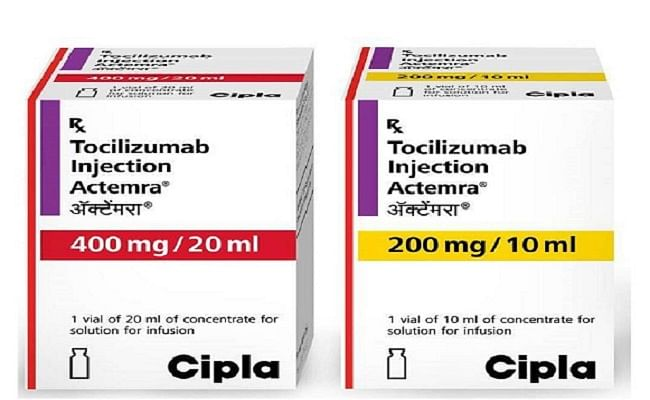 बिहार में रेमडेसिविर के बाद अब टोसिलिजुमैब दवा की बढ़ी मांग, जानें इस इंजेक्शन को कैसे हासिल कर सकेंगे कोरोना मरीज के परिजन