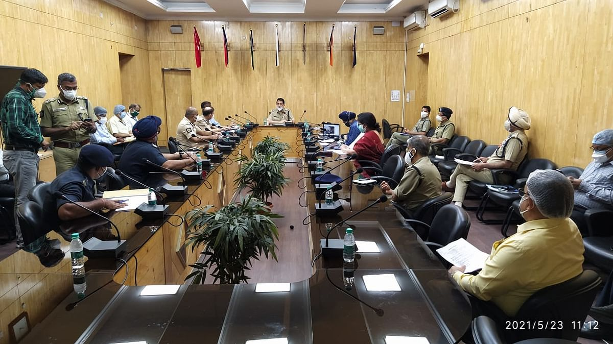 Yaas Cyclone 2021: कोलकाता पुलिस के मुख्यालय में कल से 24 घंटे काम करेगा यूनिफाइड कमांड सेंटर