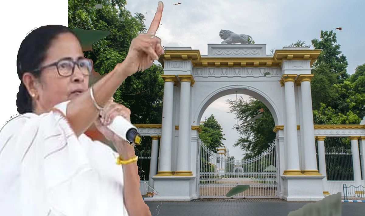 ममता बनर्जी ने राजभवन में ली मुख्यमंत्री पद की शपथ
