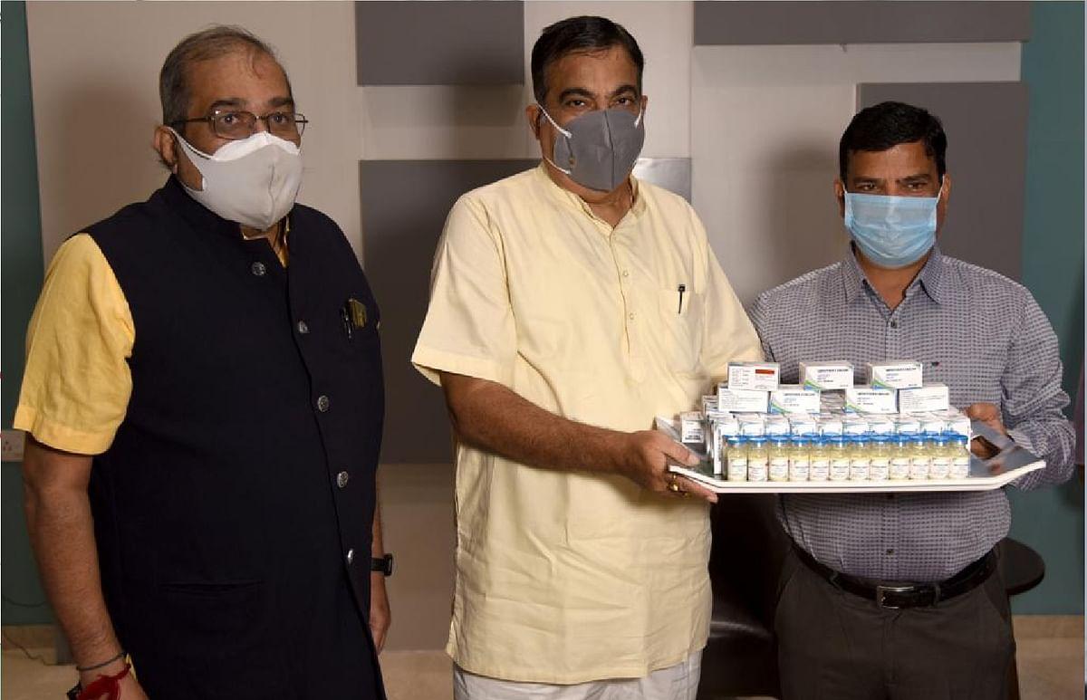 ब्लैक फंगस से लड़ने के लिए दवाओं के उत्पादन पर जोर, 1200 रुपये में मिलेगी दवा