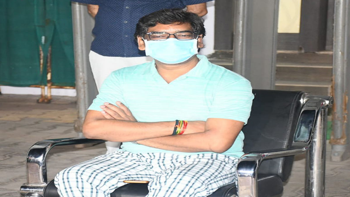 झारखंड में 45 साल से ऊपर के पत्रकारों को लगेगा टीका, CM हेमंत ने स्वास्थ्य विभाग के अपर मुख्य सचिव को दिये निर्देश
