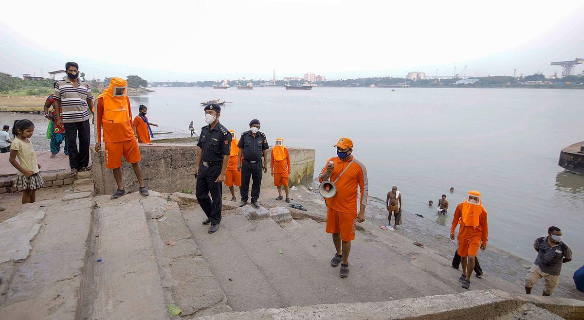 यश चक्रवात के 26 मई को गंगा सागर पहुंचने की आशंका, बंगाल के 6 जिलों में होगी भारी बारिश
