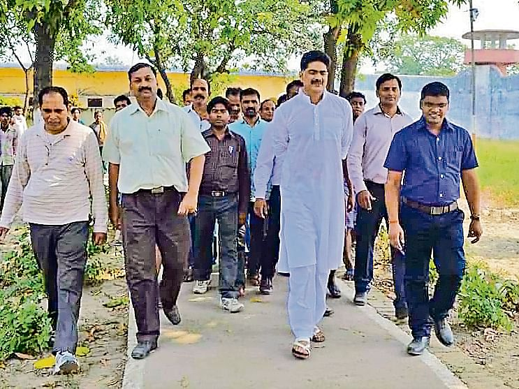 मो. शहाबुद्दीन: एक थप्पड़ ने नेता से बनाया बाहुबली, जेल से राजनीति की पारी की शुरुआत करने वाले 'साहेब' का सलाखों में ही अंत