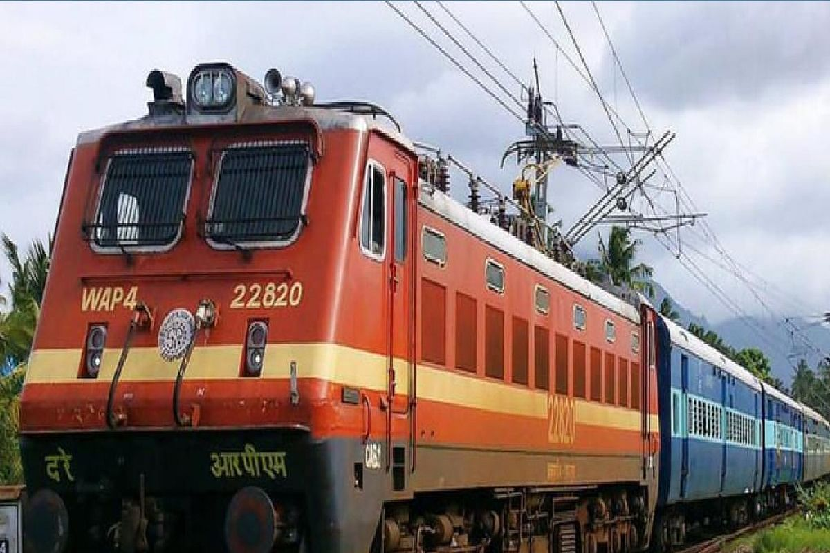 Indian Railway News: 130 की स्पीड से आ रही हिमगिरि एक्सप्रेस जब अचानक लगा ब्रेक, मची अफरा-तफरी, पढ़िए पूरा मामला
