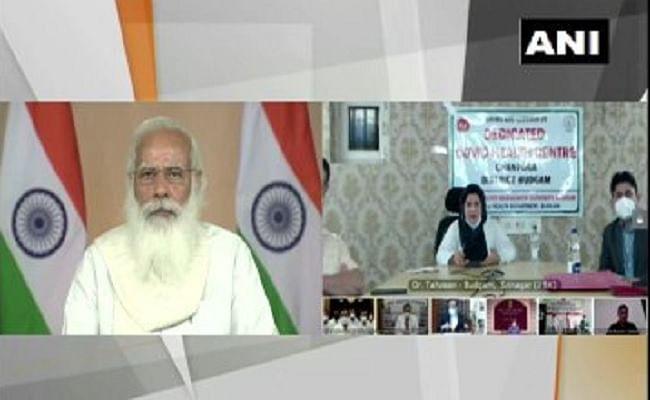प्रधानमंत्री नरेंद्र मोदी ने देशभर के डॉक्टरों से की बात, कोरोना पर उनकी सीख और सुझावों पर हुई चर्चा