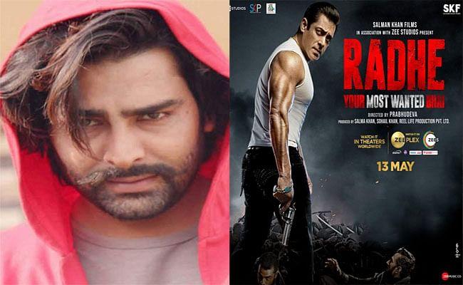 Salman Khan की Radhe से बॉलीवुड में इंट्री  कर चुके हैं Bigg Boss विनर Manveer Gurjar, इस रोल में आ रहे हैं नजर