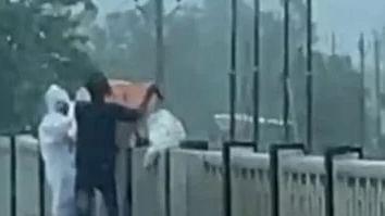 UP News : कोरोना संक्रमण से हुई चाचा की मौत, भतीजे ने शव को नदी में फेंका, VIDEO वायरल