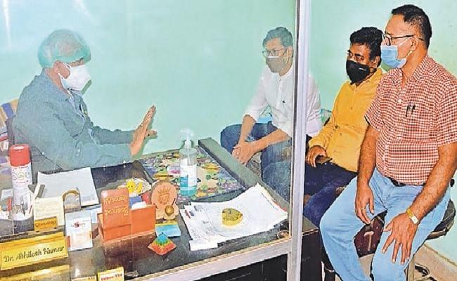 10 रुपये का इंजेक्शन 400 में बेचने वाली डॉक्टर सहित तीन पर केस दर्ज, छापेमारी टीम को देखते ही हुए फरार