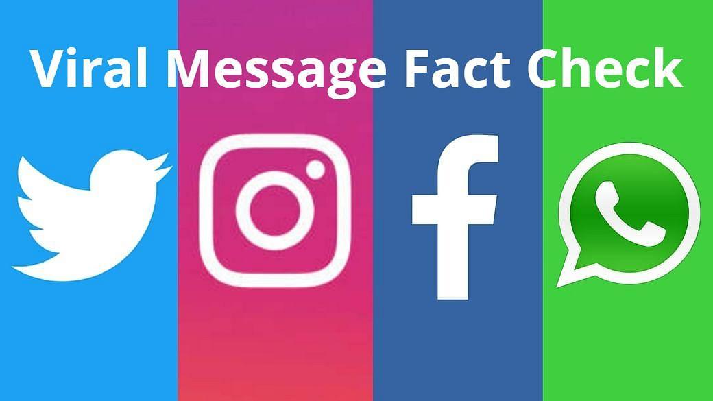 Twitter, Instagram, Facebook, WhatsApp पोस्ट पर नजर रख रही है सरकार? जानें क्या है वायरल मैसेज की सच्चाई
