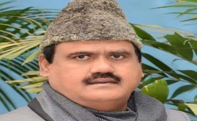 जदयू के MLC तनवीर अख्तर का कोरोना से निधन, शोक में डूबा बिहार का राजनीतिक गलियारा