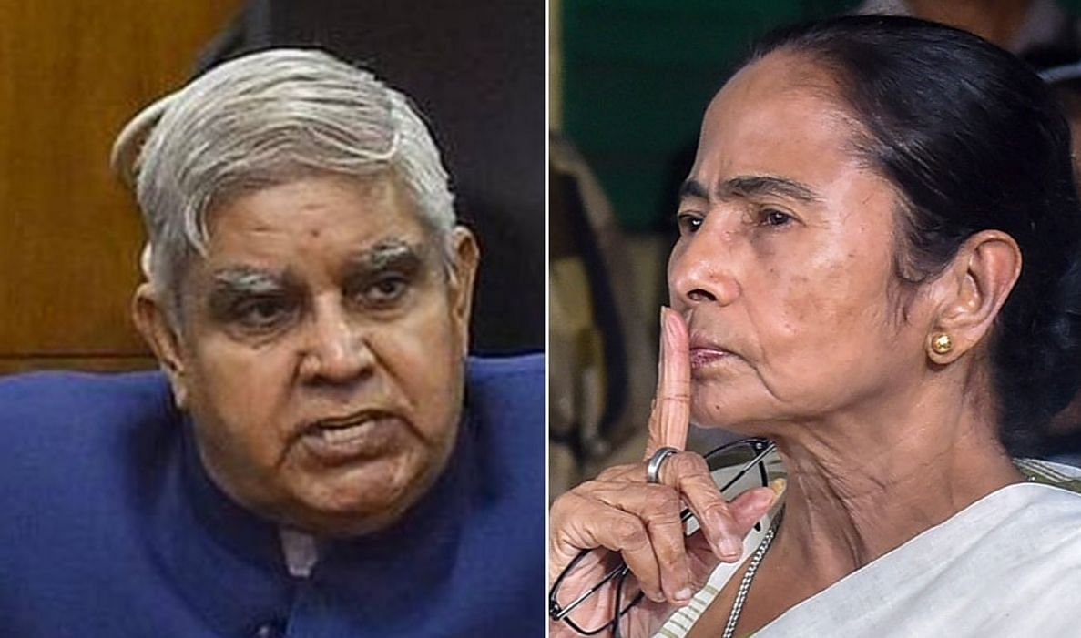 रक्तपात और नरसंहार पर मुख्यमंत्री ने चुप्पी साधी, बंगाल के राज्यपाल धनखड़ का ममता बनर्जी पर गंभीर आरोप