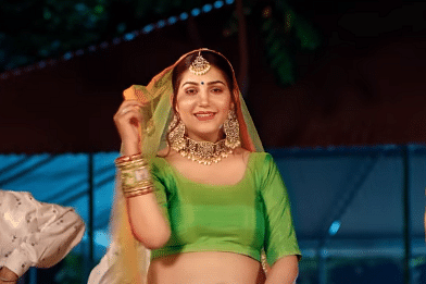 Sapna Chaudhary New Song : सपना चौधरी का नया गाना Ghaghara यूट्यूब पर मचा रहा धमाल, देखें धमाकेदार VIDEO