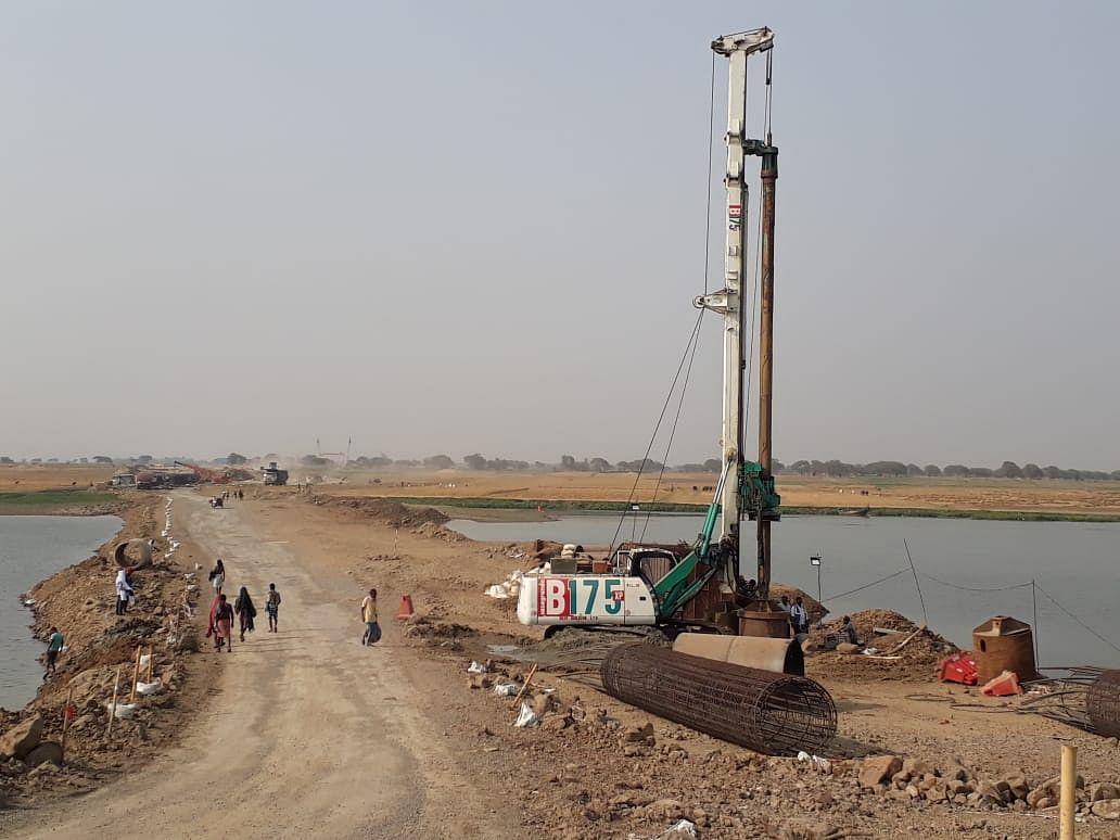 साहिबगंज मनिहारी गंगा पुल का निर्माण कार्य शुरू, पूर्वोत्तर भारत से जुड़ेगा झारखंड, कारोबार एवं रोजगार से ऐसे बदलेगी आर्थिक तस्वीर