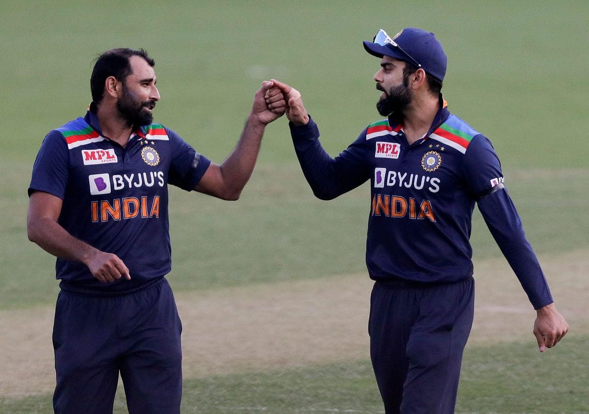 शमी ने कोहली को बताया लंगोटिया यार, कहा - विराट ने बदल डाली टीम इंडिया