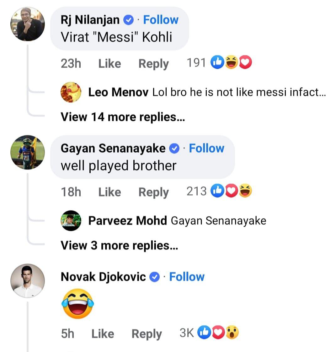 विराट को फुटबॉल खेलता देख दिग्गज टेनिस स्टार का आया दिल, किया मजेदार कमेंट, देखें Viral Video