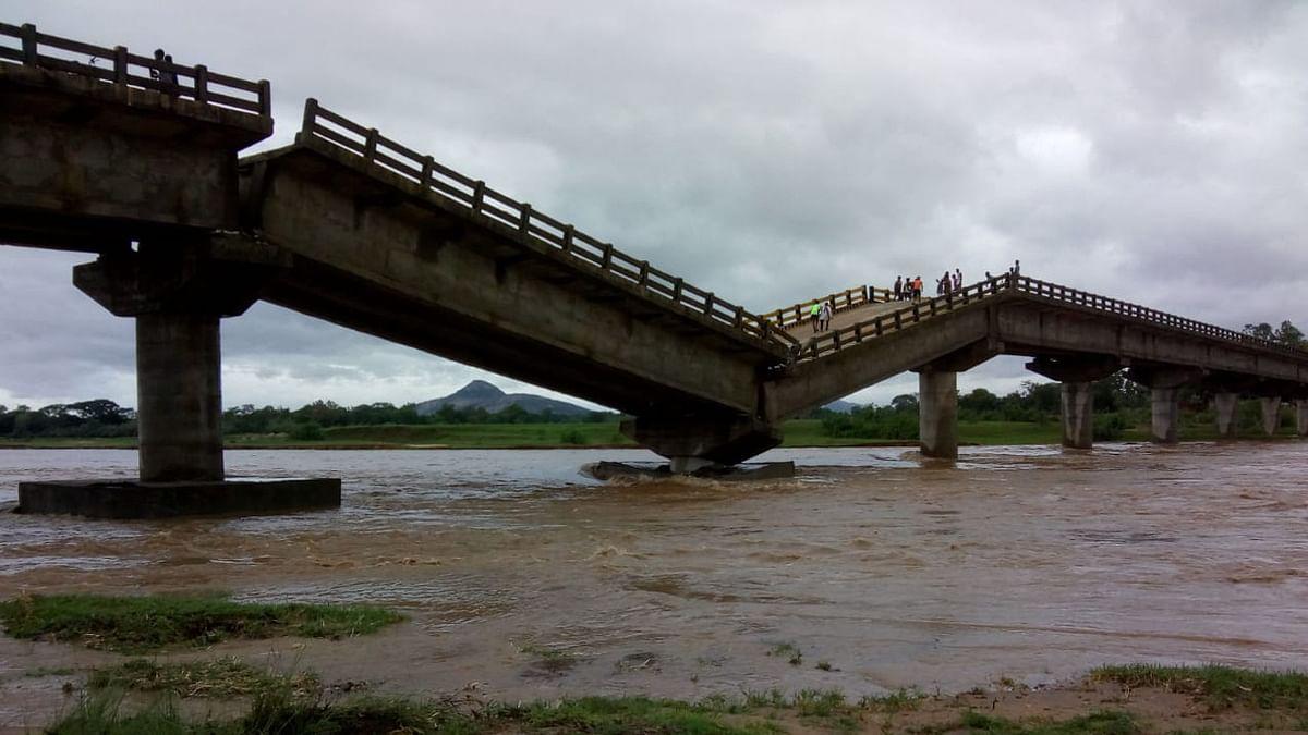 Jharkhand Weather, Yaas Cyclone LIVE Update : चक्रवाती तूफान यास की बारिश का असर, नदियों का जलस्तर बढ़ा, रांची जिले में पुल क्षतिग्रस्त
