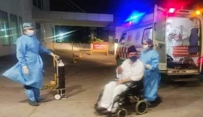 सपा सांसद आजम खान की स्थिति नाजुक, क्रिटिकल केयर टीम के चिकित्सकों की निगरानी में चल रहा इलाज