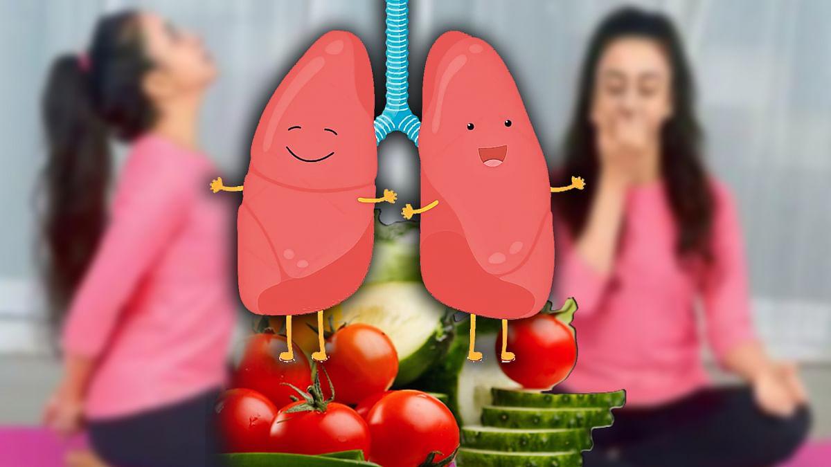 Healthy Lungs Tips: कोरोना काल में ऐसे रखें अपने लंग्स को मजबूत, लें ये फूड एंड ड्रिंक, हर दिन करें ये 4 एक्सरसाइज