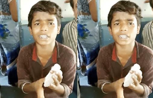 पत्थर से म्यूजिक बजाता ट्रेन में लड़के ने गाया अरिजीत सिंह का सॉन्ग, Video पर मिल रहे ताबड़तोड़ व्यूज
