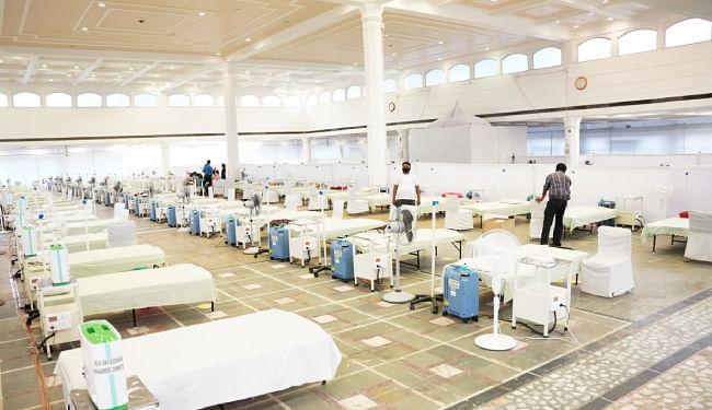 केजरीवाल सरकार मजबूत कर रही इंफ्रास्ट्रक्चर, तीसरी लहर में 30 हजार कोरोना संक्रमितों का आसानी से हो सकेगा इलाज