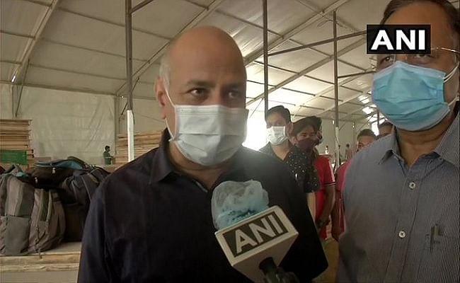 दिल्ली में एक हफ्ते के अंदर तैयार हो जाएगा 500 बेड का एक अस्पताल, डिप्टी सीएम मनीष सिसोदिया बोले- ऑक्सीजन की कमी से नहीं बढ़ा सकते बेड