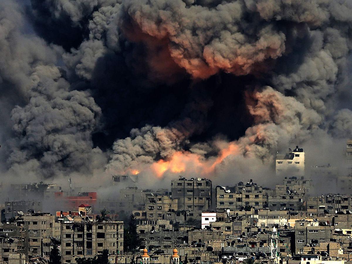 Israel Palestine Conflict : इजरायल में हालात बेकाबू, अब तक 65 की मौत, राष्ट्रपति ने दी गृह युद्ध की चेतावनी