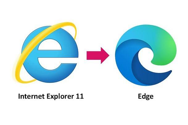 25 साल पुराना Internet Explorer हो रहा रिटायर, Microsoft Edge वेब ब्राउजर लेगा इसकी जगह