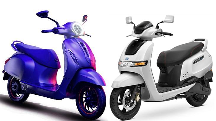 Bajaj Chetak और TVS iQube में से कौन Electric Scooter है बेस्ट? यहां जानें कीमत और खूबियों में अंतर