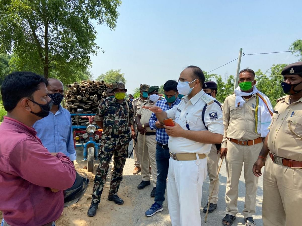 Lockdown में भी अपराधियों का हौसला बुलंद, छपरा के बाद अब सीतामढ़ी में हथियार के बल पर 17 लाख लूटा