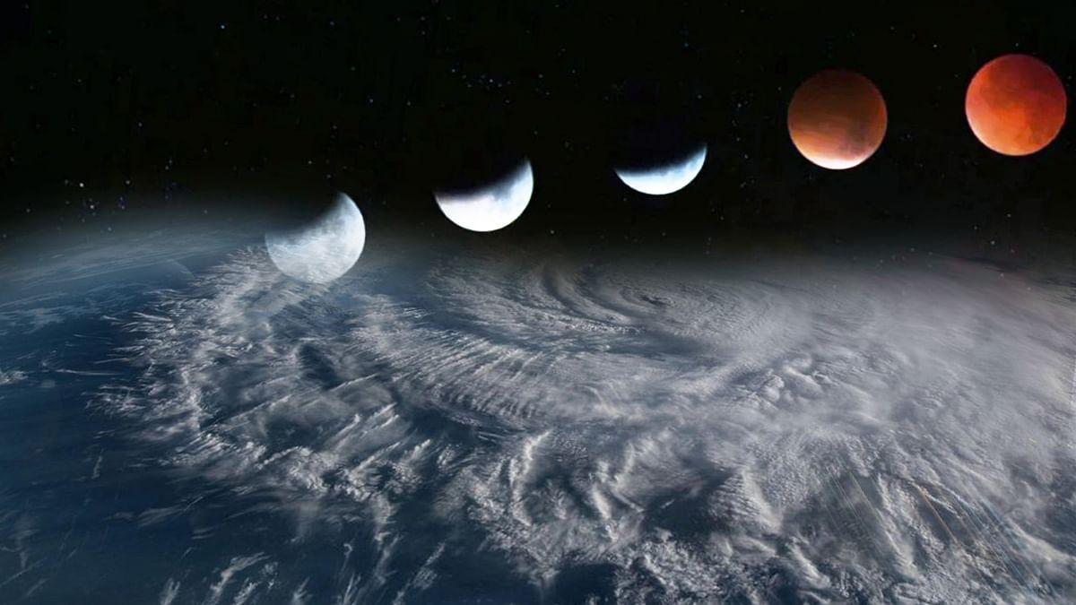 Chandra Grahan 2021: आज Buddha Purnima पर लग रहा साल का पहला चंद्र ग्रहण, Yaas Cyclone के बीच बंगाल-ओडिशा के तट से आएगा नजर, जानें सही समय