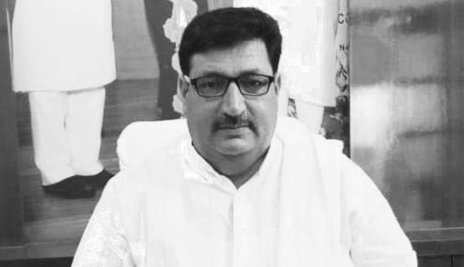 केंद्रीय मंत्री संजीव बालियान के चचेरे भाई जितेंद्र बालियान का कोराना से निधन, पंचायत चुनाव में मुजफ्फरनगर के कुटबा से चुने गये थे ग्राम प्रधान