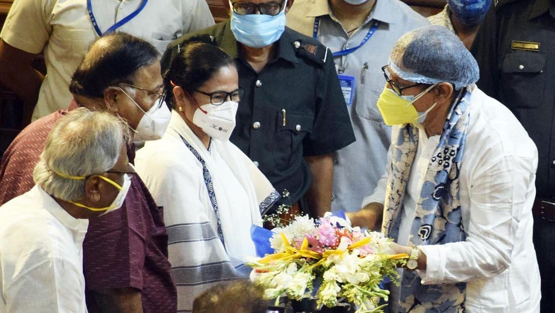 तीसरी बार बंगाल विधानसभा के स्पीकर चुने गए बिमान बनर्जी, TMC ने पहले ही किया था नाम का एलान