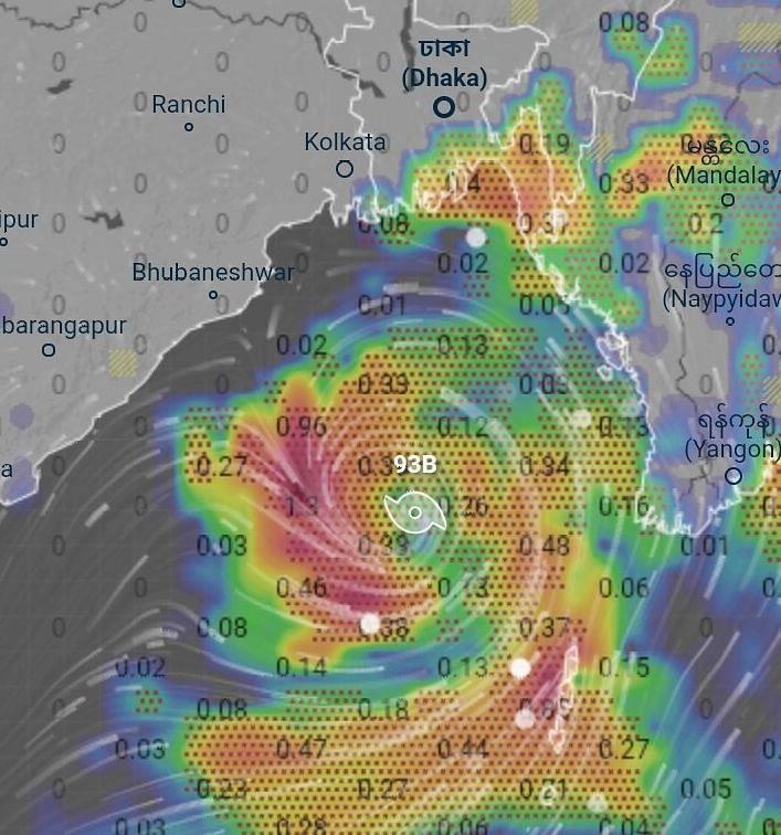 Cyclone Yaas Updates: यास तूफान से बंगाल-ओडिशा के साथ इन राज्यों में भी होगी भारी बारिश, मौसम विभाग ने जारी किया रेड अलर्ट